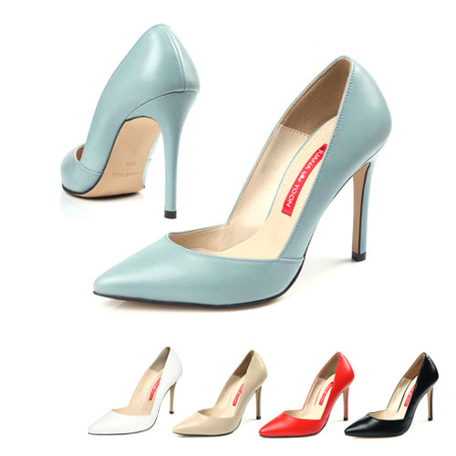 Pointy Toe Pump_Half Pointed