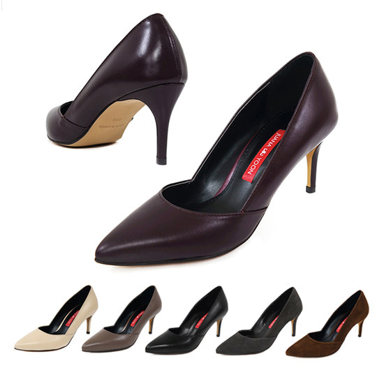 Pointy Toe Pump_New Half Pointed Low
